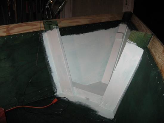 priming bow enclosure