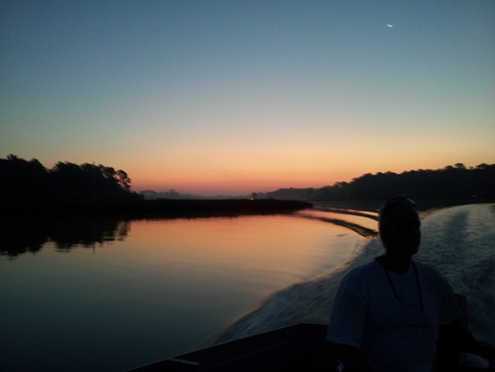Magnolia River 2011-09-25